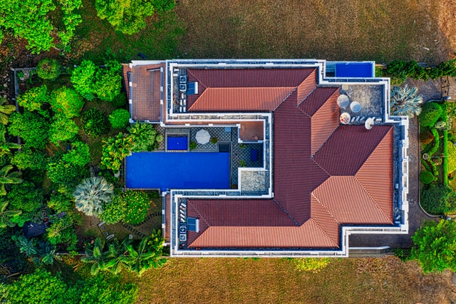 Aerial Photography Example