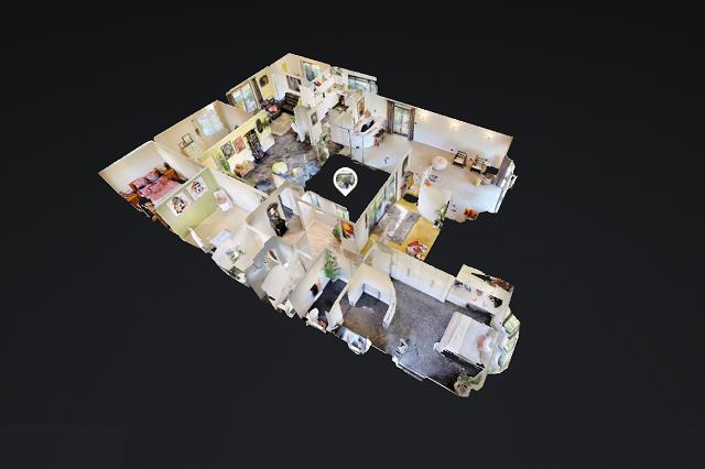 3D Dollhouse Example